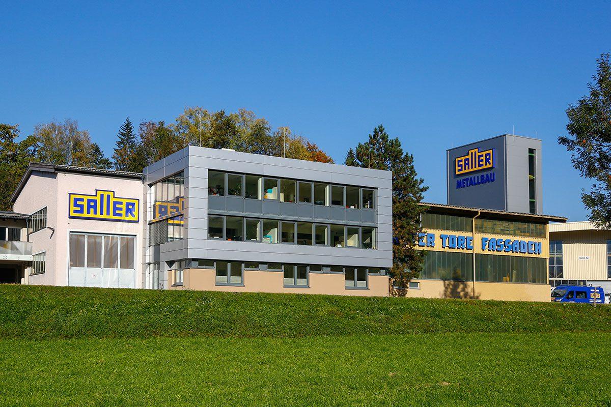 Metallbau Saller, Bischofshofen